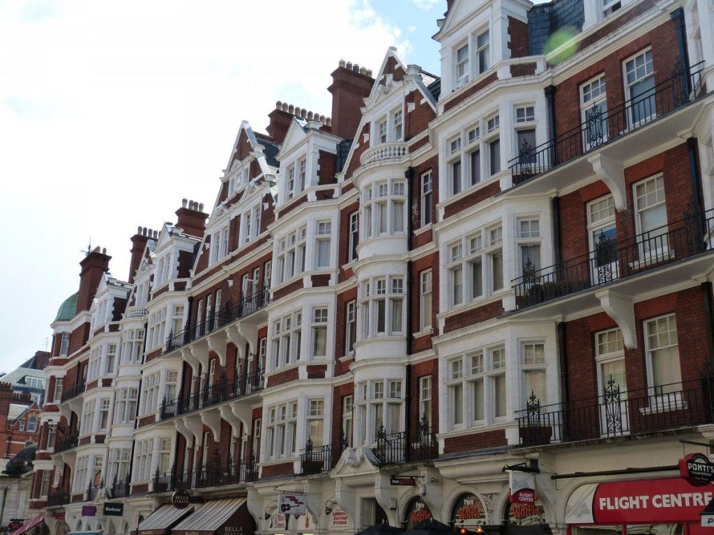 immobilier londres europe